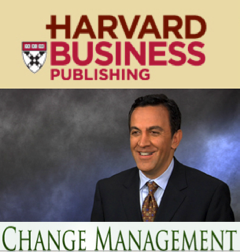 Interview with Harvard Business Change Management Center